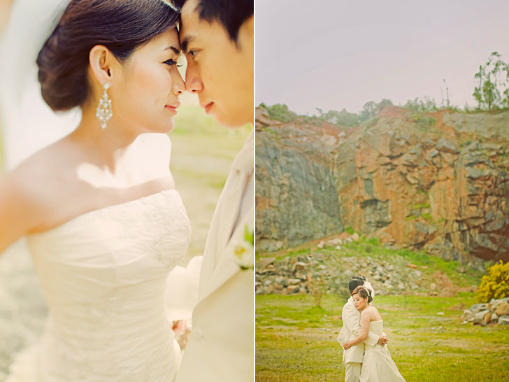 quyen + andy . portraiture