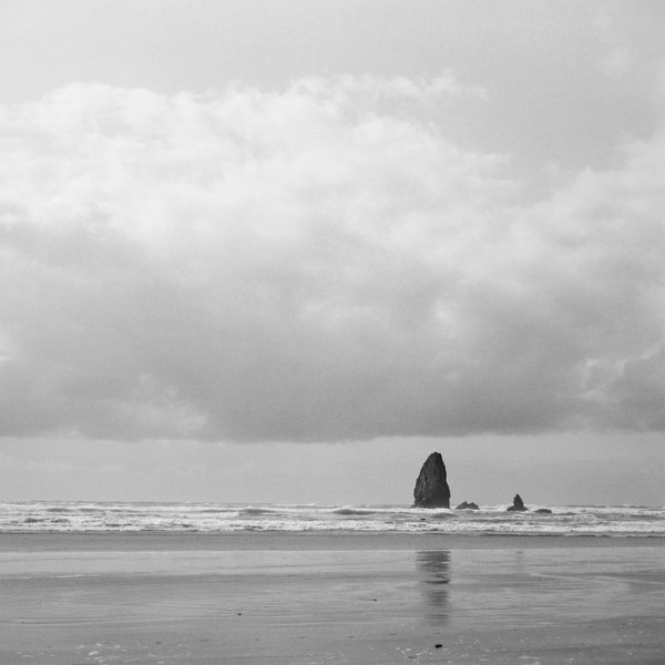 Cannon Beach. Oregon. USA