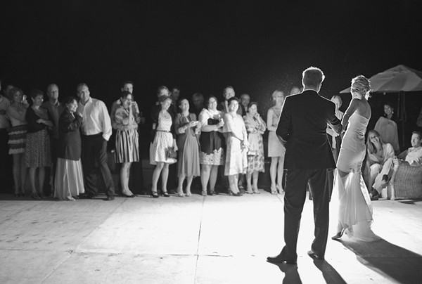 The First Dance - Rebecca & Tom, Perth, Australia