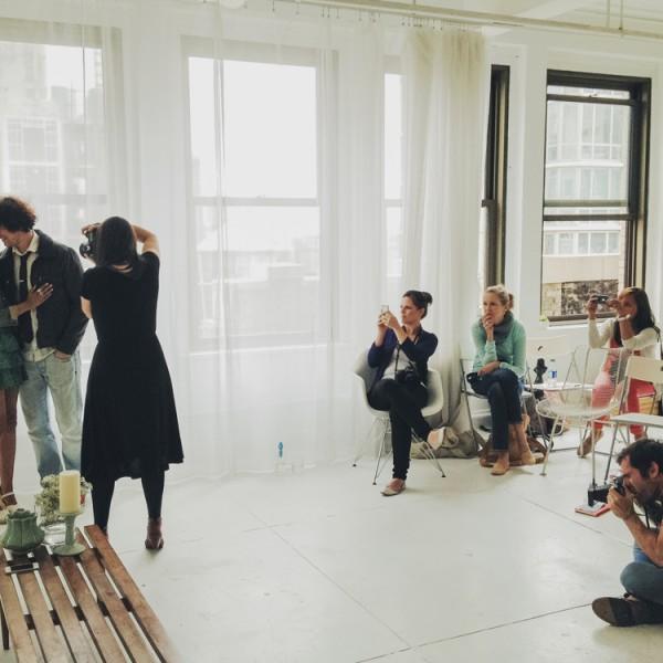 Art & The Heart - A photography workshop by Dan O'Day & Samm Blake