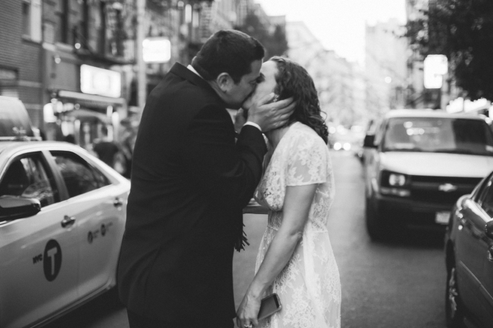 New York Elopement Photography