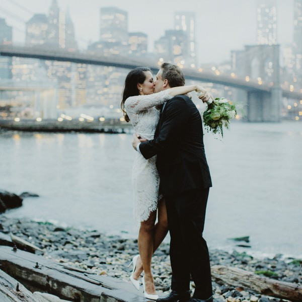 New York Elopement - Clerks Office