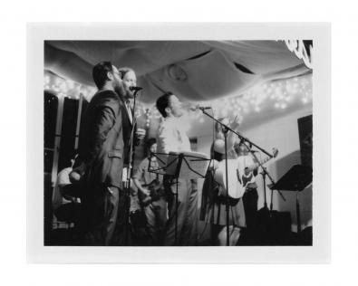 Polaroid of Upstate New York Wedding