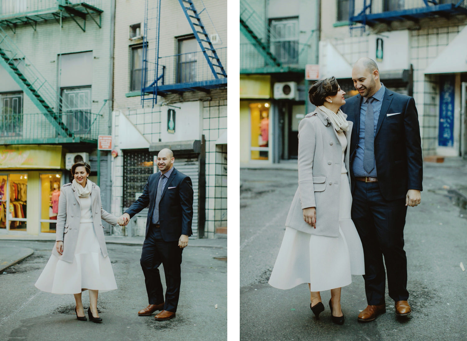 New York Elopement