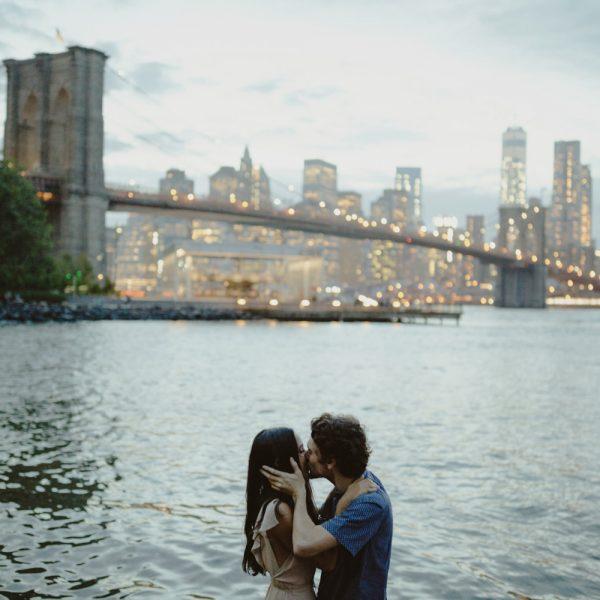 East Village, New York City - Aileen & Brandon